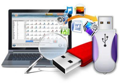 6 εργαλεία – προγράμματα ανάκτησης δεδομένων για USB flash drives και πολλά άλλα